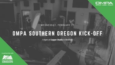 OMPA Southern Oregon Kick-Off